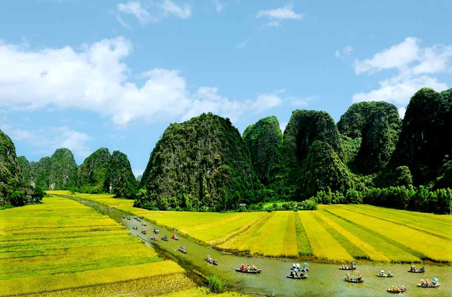 Quy hoạch nhằm bảo đảm hài hòa giữa phát triển du lịch với bảo tồn, phát huy các giá trị tài nguyên.
