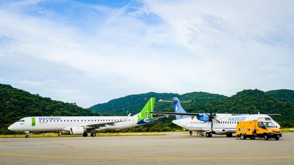 Đẩy nhanh tiến độ đưa vào khai thác tàu bay Embraer tại Điện Biên từ tháng 8/2021