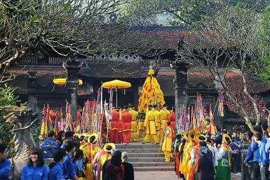 Số hóa dữ liệu lễ hội tại Việt Nam giai đoạn 2021-2025
