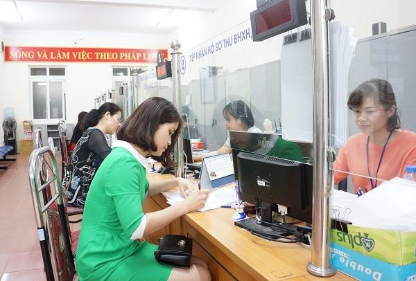 Ngành BHXH Việt Nam: Giải quyết thủ tục hành chính hướng tới số hoá