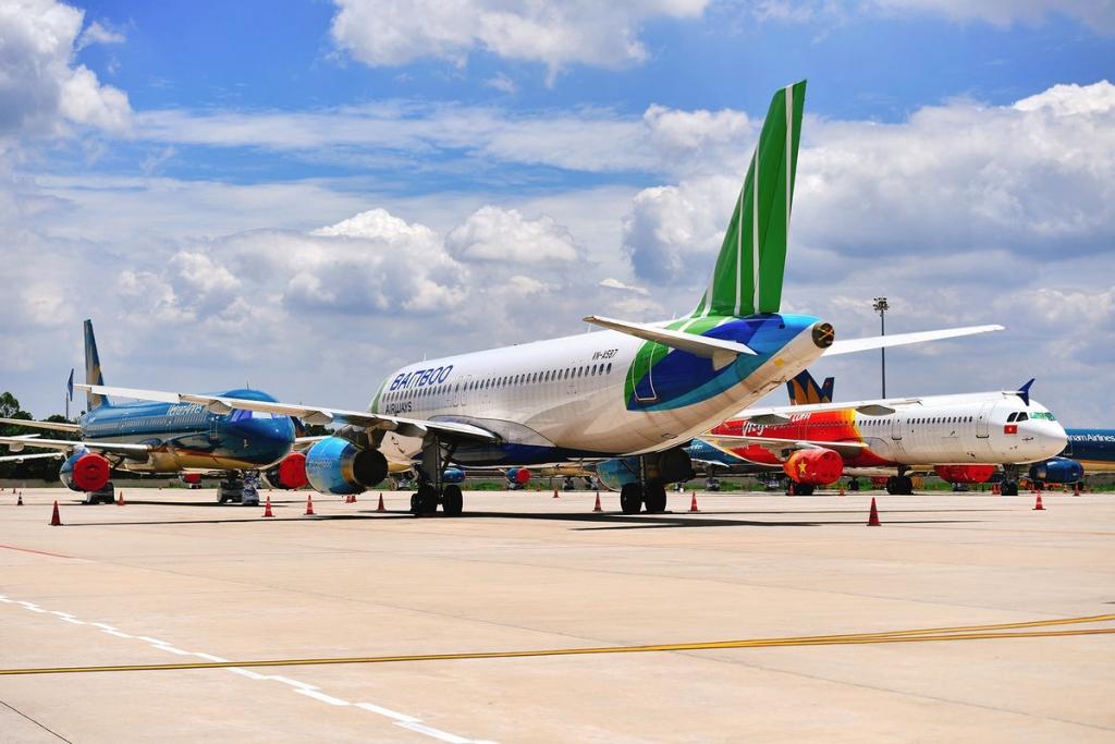 Cục Hàng không Việt Nam lên kế hoạch mở lại đường bay nội địa