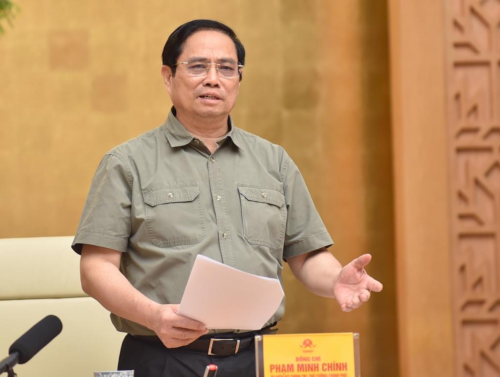 Thủ tướng Phạm Minh Chính: Phòng dịch tốt thì không phải chống dịch