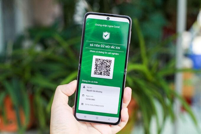 Thủ tướng yêu cầu quy định rõ người có app xanh được di chuyển