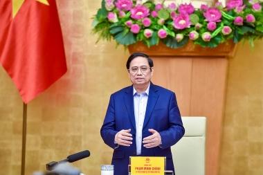 Thủ tướng chủ trì Hội nghị về công tác phối hợp giữa Chính phủ và Tổng Liên đoàn Lao động Việt Nam