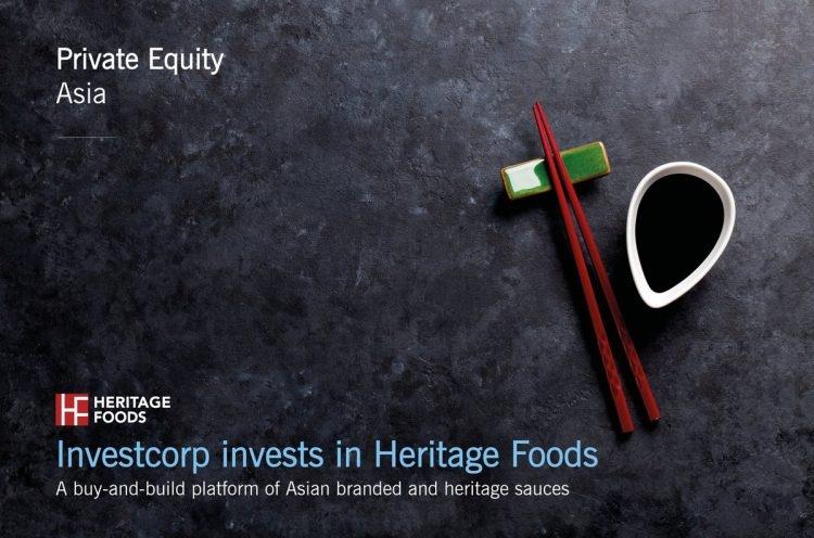 Investcorp đầu tư vào Heritage Foods