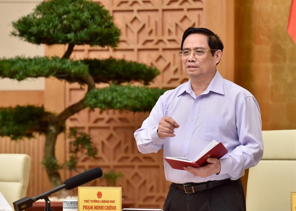 Thủ tướng: Càng khó khăn, càng phải đẩy mạnh phân quyền để phát huy chủ động của các cấp