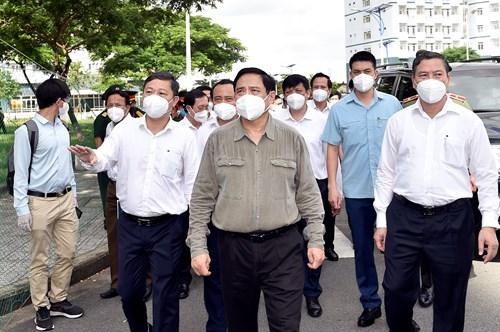 TP. Hồ Chí Minh được phép áp dụng Chỉ thị 16/CT-TTg
