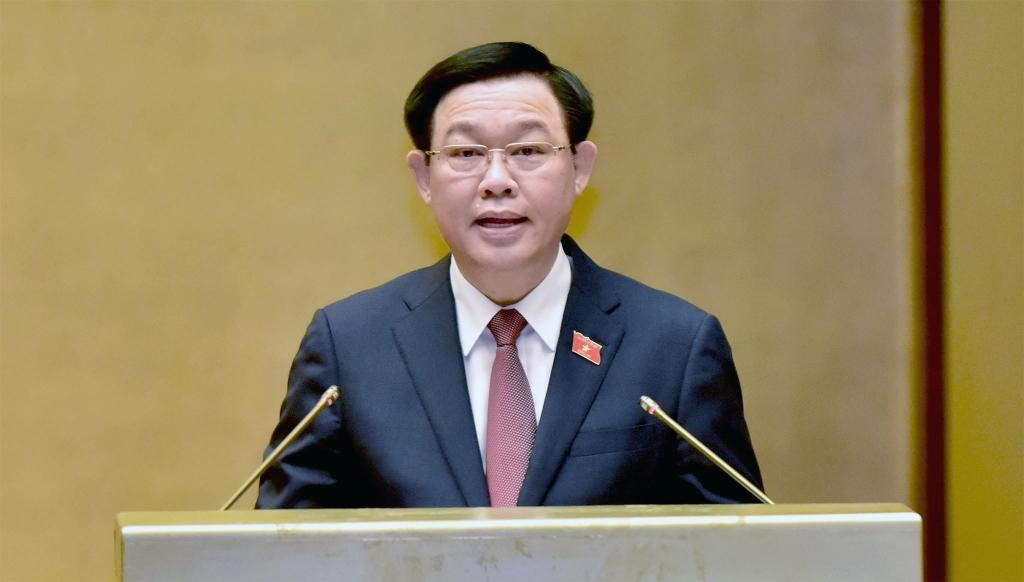 Khai mạc kỳ họp đầu tiên đặt nền tảng cho hoạt động của Quốc hội nhiệm kỳ 2021-2026