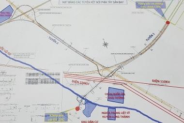 Bổ sung khung chính sách đền bù, tái định cư 2 tuyến đường kết nối Sân bay Long Thành