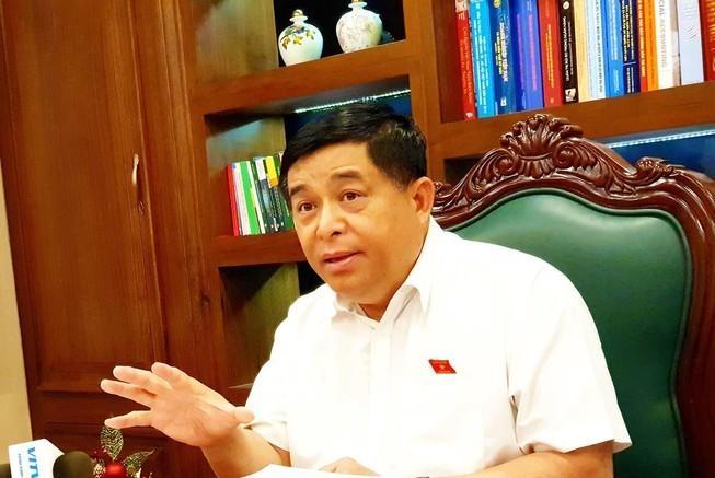 Bộ trưởng Bộ KH&ĐT là tổ trưởng Tổ công tác tách giải phóng mặt bằng khỏi dự án đầu tư