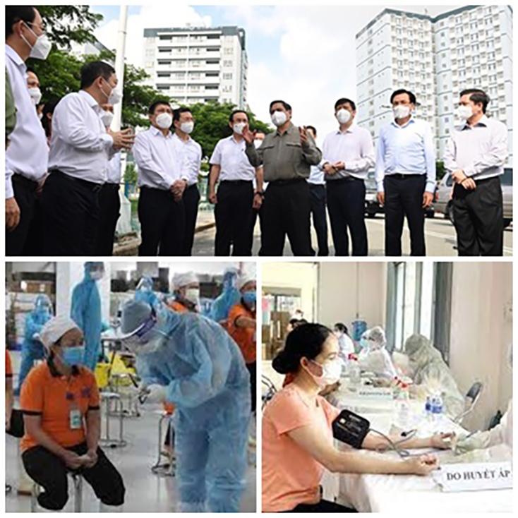 Chính phủ ban hành Nghị quyết về các giải pháp cấp bách phòng, chống dịch bệnh COVID-19