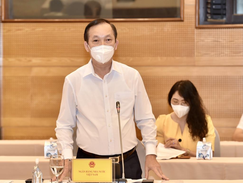 Phó Thống đốc Đào Minh Tú: NHNN không đưa ra gói hỗ trợ 20.500 tỷ đồng