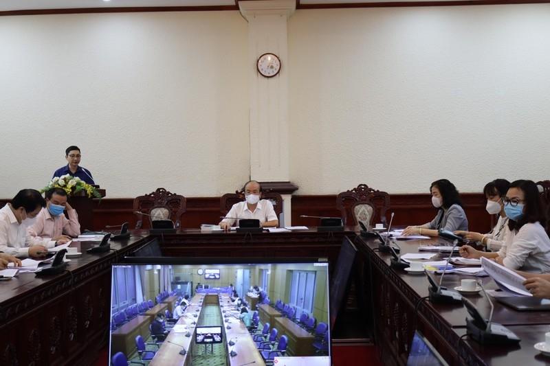 """Ban soạn thảo 1 luật sửa 10 luật """"gỡ"""" khó cho môi trường kinh doanh họp phiên đầu tiên"""