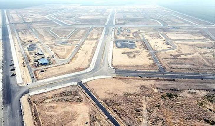 Dự án tái định cư Sân bay Long Thành mới giải ngân được 17,9% kế hoạch năm 2021