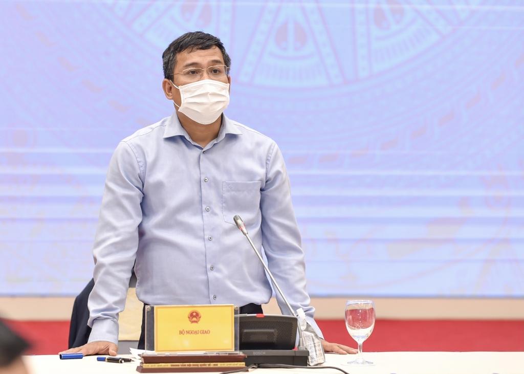 Thứ trưởng Bộ Y tế Trần Văn Thuấn: