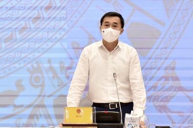 """Thứ trưởng Bộ Y tế Trần Văn Thuấn: """"Sang năm 2022, chúng ta sẽ tự chủ vaccine"""""""