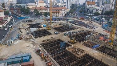 Đến tháng 8/2021, giải ngân đầu tư công của TP. Hồ Chí Minh mới đạt 37,1%