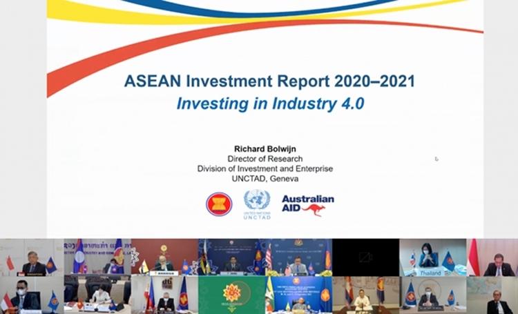 Tạo thuận lợi cho dòng vốn đầu tư vào ASEAN
