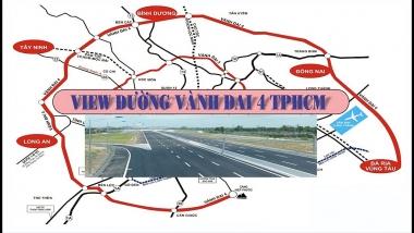 Đường Vành đai 4 TP. Hồ Chí Minh được giao cho 5 địa phương triển khai