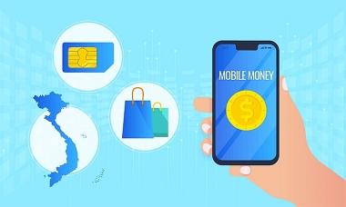 Vì sao 3 Bộ cùng quản hoạt động mobile money?