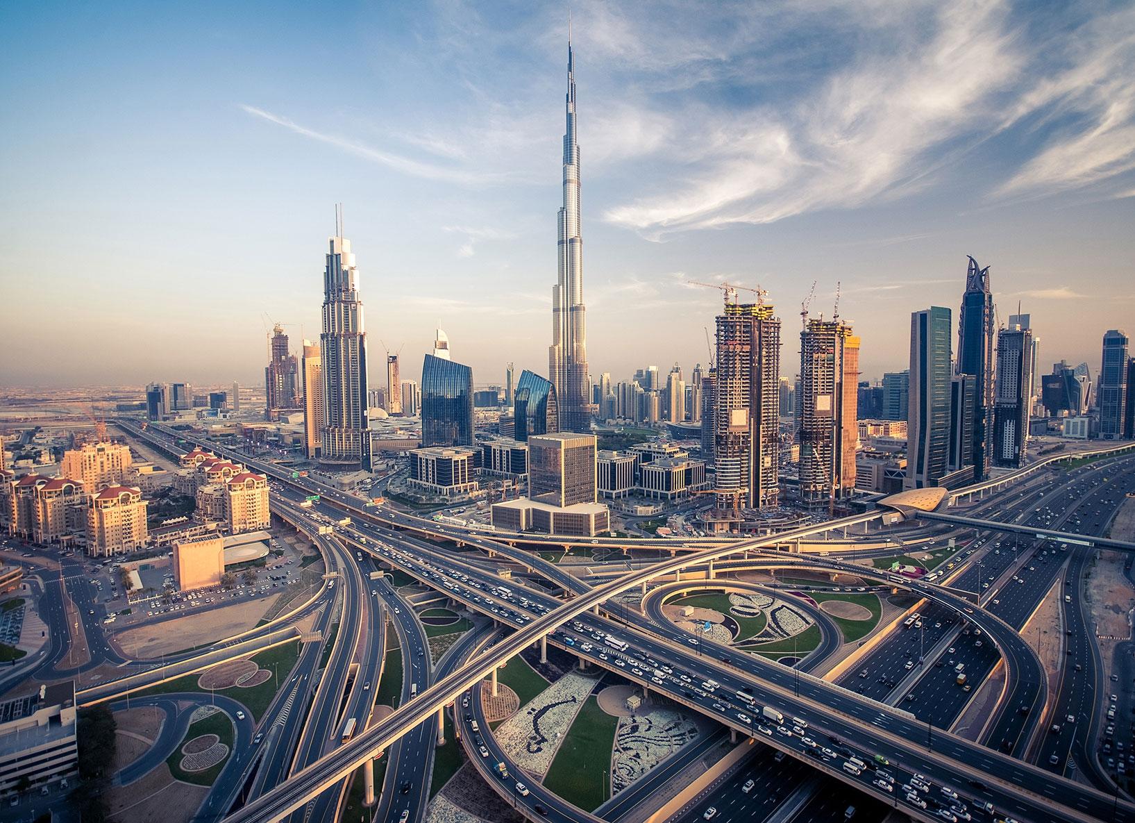 Tiểu quốc Dubai: Đường chân trời cao nhất thế giới