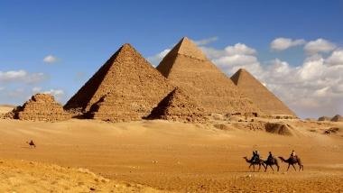 Kim tự tháp Giza và những nơi nên đến khi đặt chân đến Cairo