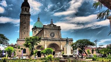 Manila: Hòa trộn đông tây