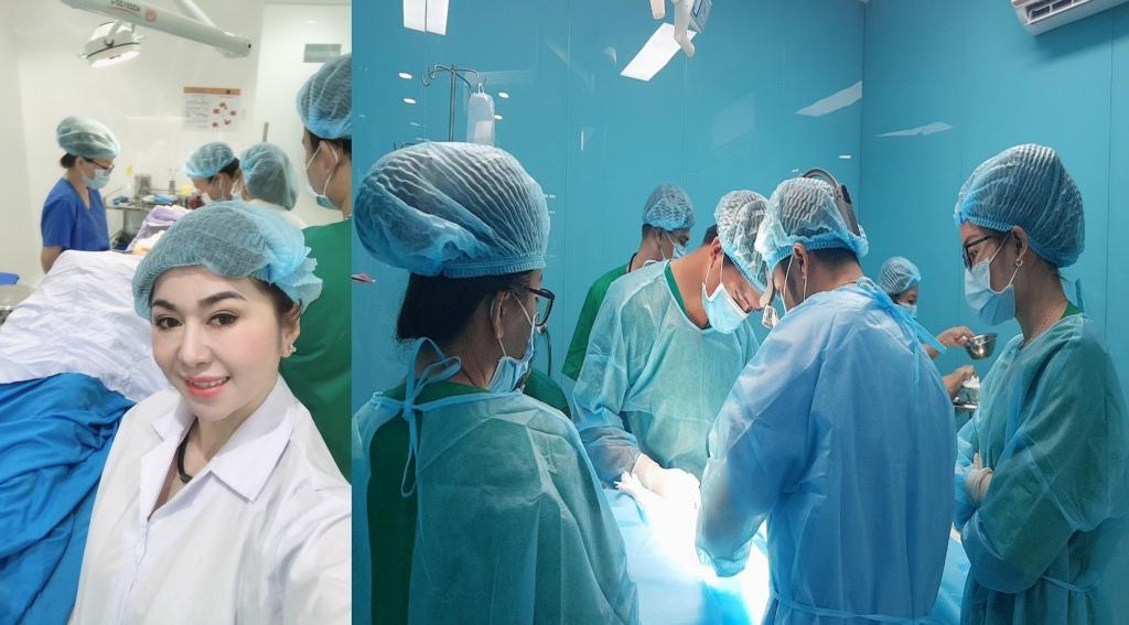 Đầu tư phòng khám chuyên khoa phẫu thuật thẩm mỹ