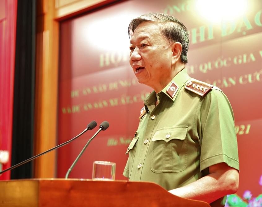 Đại tướng Tô Lâm cùng 18 tướng lĩnh, sỹ quan Công an trúng cử đại biểu Quốc hội