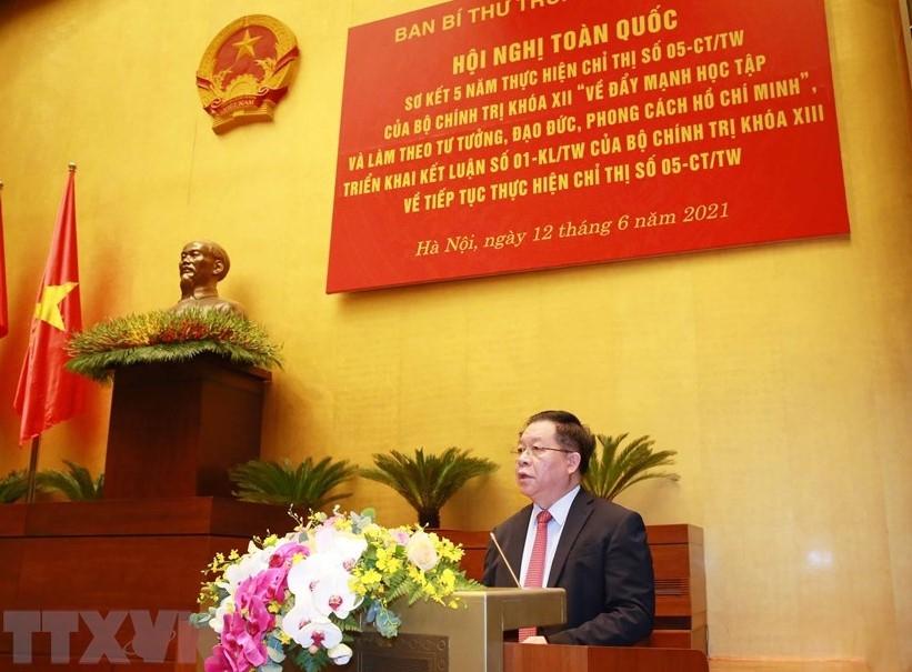 Tổng Bí thư Nguyễn Phú Trọng phân tích sâu sắc Tư tưởng, Đạo đức và Phong cách Hồ Chí Minh