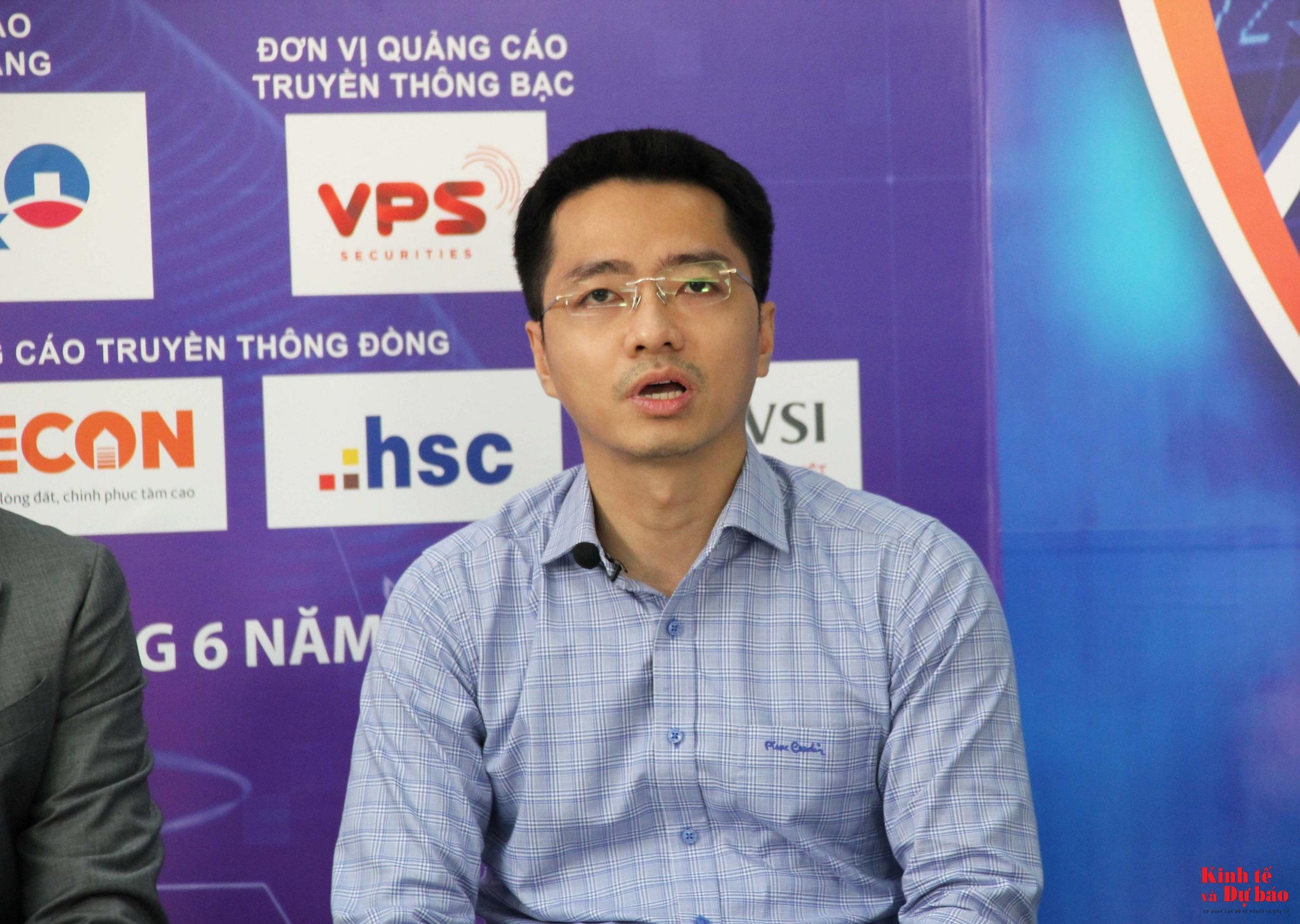 Phó Chủ tịch UBCKNN Phạm Hồng Sơn:
