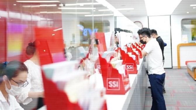 Hệ thống giao dịch của SSI được khôi phục sau sự cố