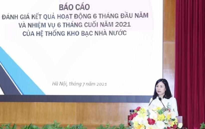 Thứ trưởng Đỗ Hoàng Anh Tuấn: Kho bạc Nhà nước cần tiếp tục siết chặt kỷ cương