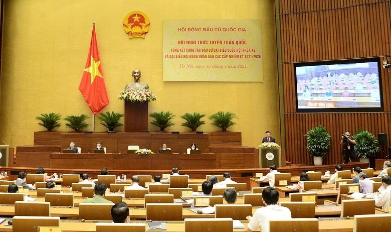Quốc hội khóa XV có sự giảm đại biểu kiêm nhiệm