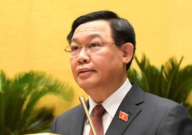 Giới thiệu một nhân sự duy nhất để bầu làm Chủ tịch Quốc hội khóa XV