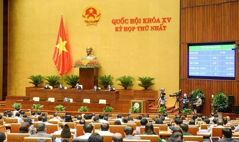 3 nhân sự mới được bầu làm Chủ nhiệm các Ủy ban của Quốc hội