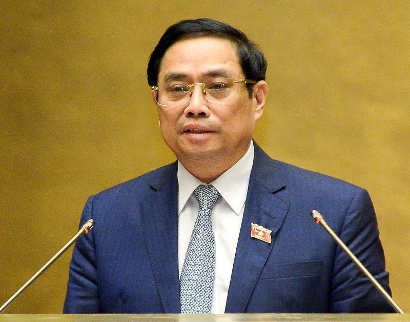Thủ tướng Phạm Minh Chính: Chính phủ đề nghị trước mắt giữ ổn định về cơ cấu tổ chức