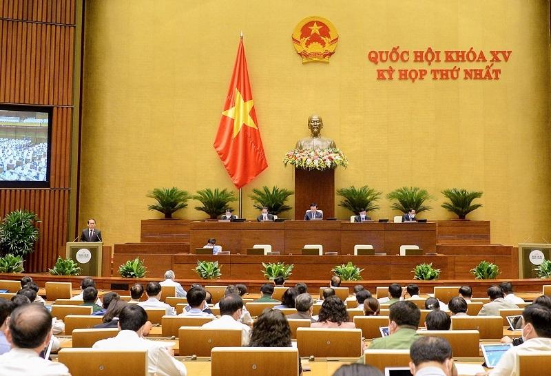 Quốc hội chốt Chính phủ có 18 bộ, 4 cơ quan ngang bộ