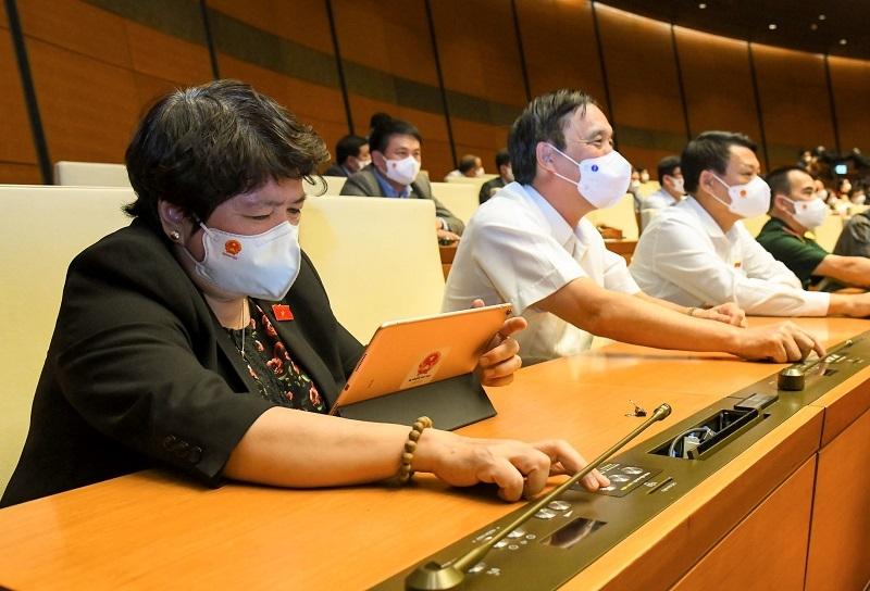 Chống lãng phí vào tầm giám sát của Quốc hội