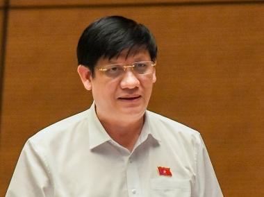 Bộ trưởng Nguyễn Thanh Long: Nỗ lực có 170 triệu liều vaccine trong năm nay
