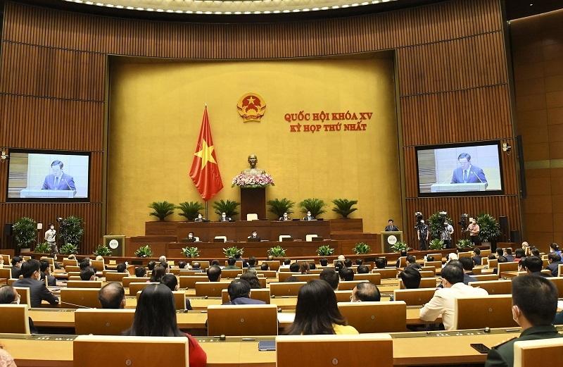 Chủ tịch Quốc hội Vương Đình Huệ: Quốc hội đã hoàn thành nhiệm vụ hệ trọng