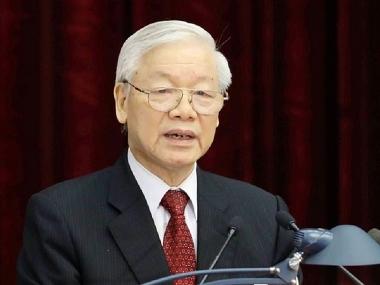 Tổng Bí thư Nguyễn Phú Trọng: Nhất định chúng ta sẽ chiến thắng đại dịch Covid-19