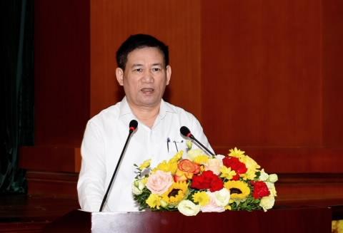 Phó Thủ tướng Lê Minh Khái trao quyết định nghỉ hưu cho 2 Thứ trưởng Bộ Tài chính