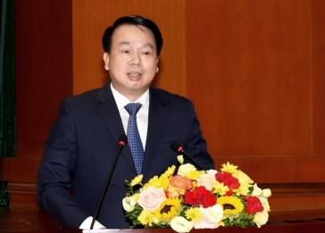 Tân Thứ trưởng Nguyễn Đức Chi chỉ đạo lĩnh vực chứng khoán