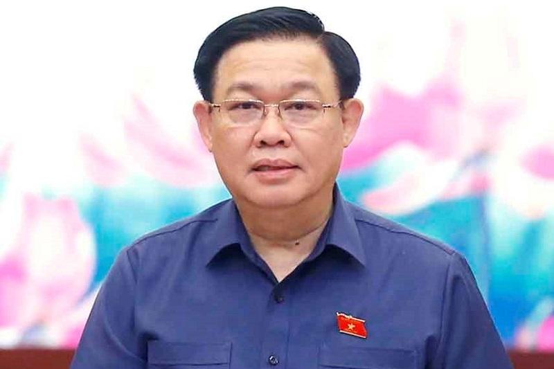 """Chủ tịch Quốc hội Vương Đình Huệ: sửa đổi Luật Đất đai phải """"thật chín"""""""