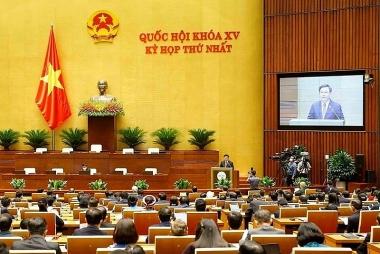 Nét mới trong hoạt động của Kỳ họp thứ Nhất, Quốc hội khóa XV