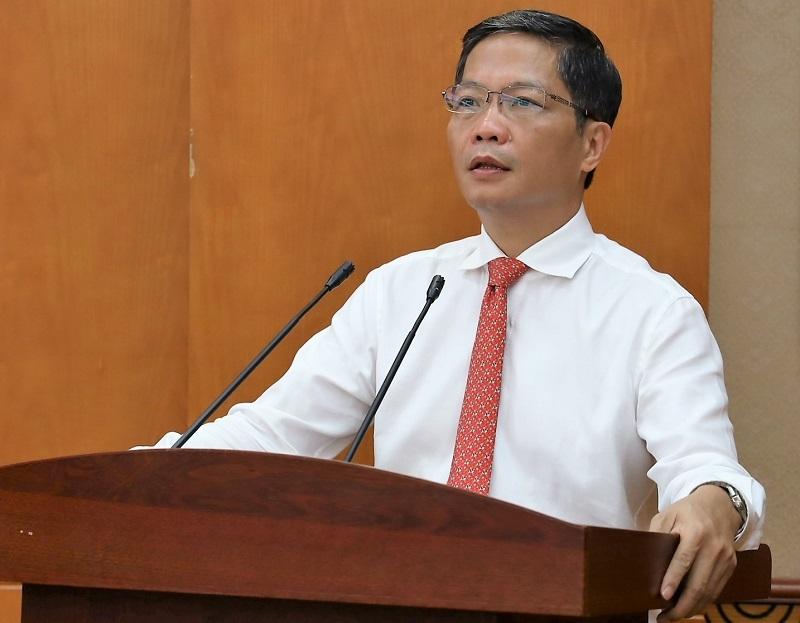 Ông Nguyễn Thành Phong nhận quyết định làm Phó Ban Kinh tế Trung ương
