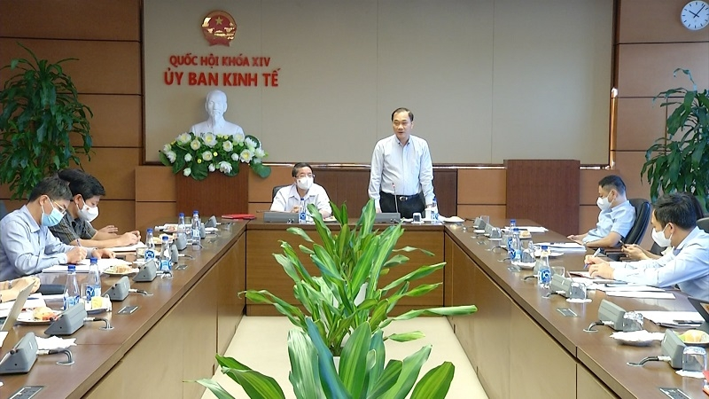 Chuẩn bị giám sát việc triển khai pháp luật về quy hoạch