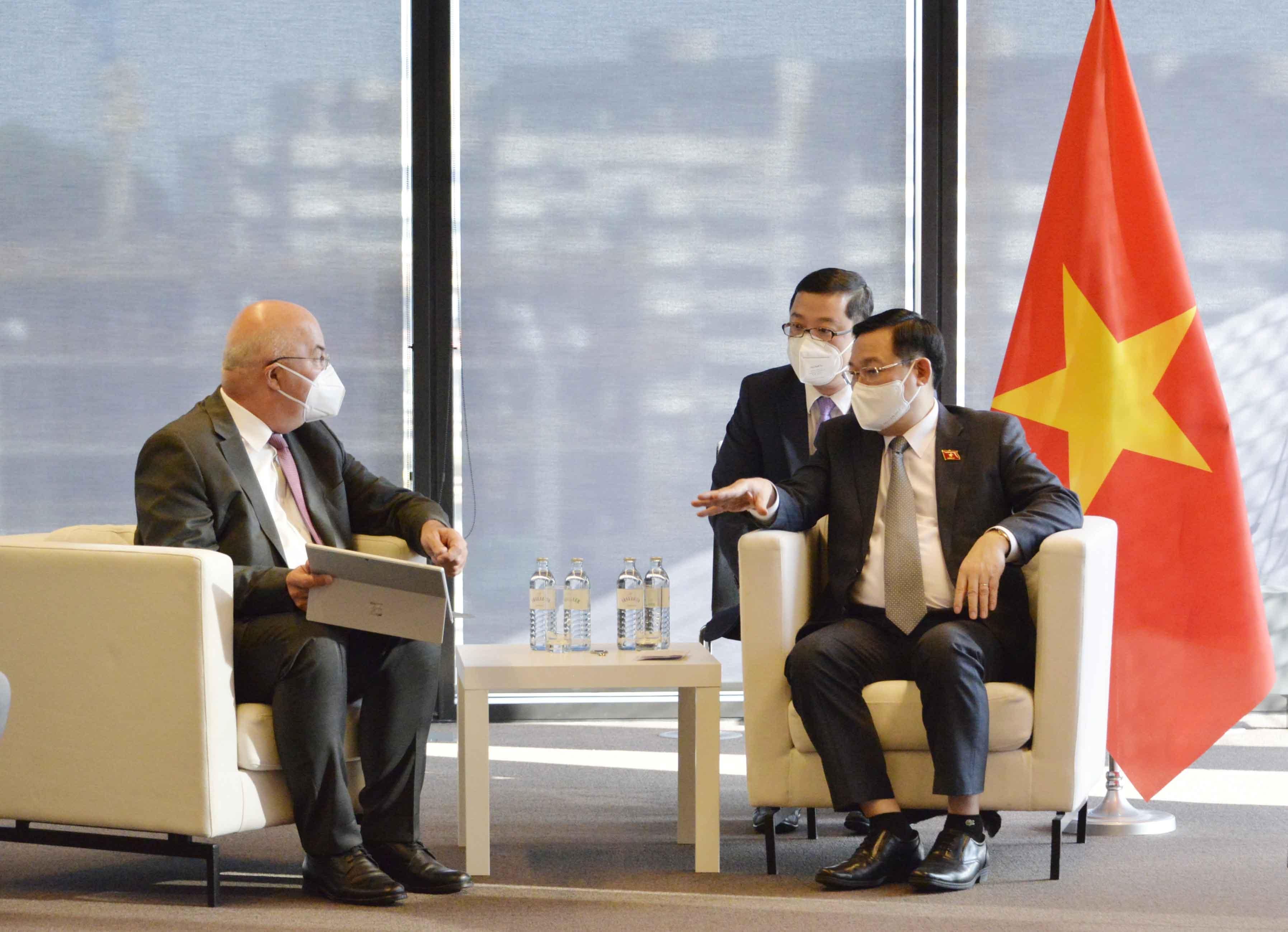 Doanh nghiệp Áo nên sớm hiện thực hóa ý định đầu tư vào Việt Nam