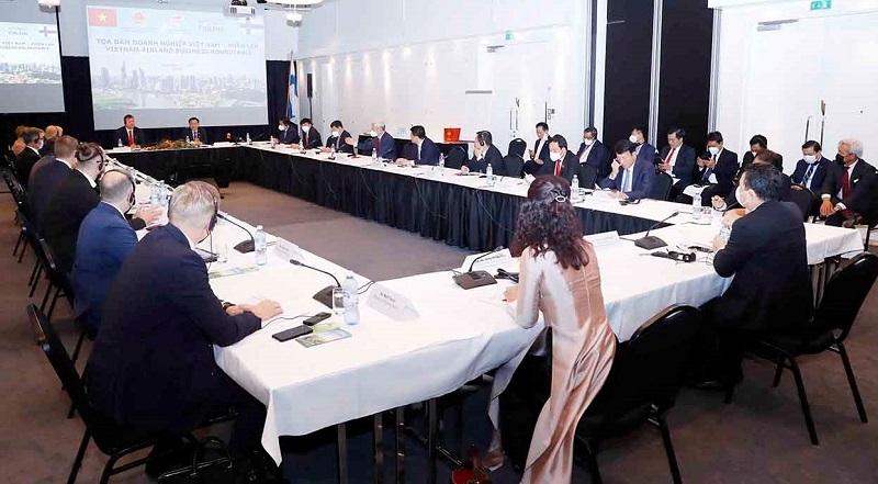 Quốc hội Việt Nam sẽ tạo thuận lợi về chính sách cho nhà đầu tư Phần Lan